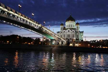 Excursions in Moscow
