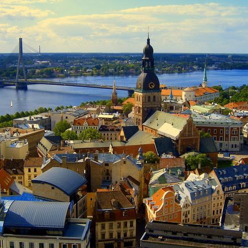 Tour dei Paesi Baltici