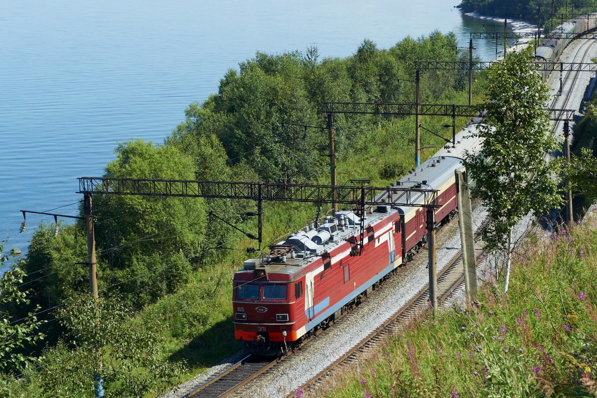 Viaggio in treno in Russia