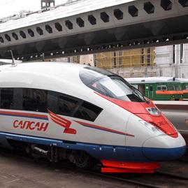 treno russia sapsan